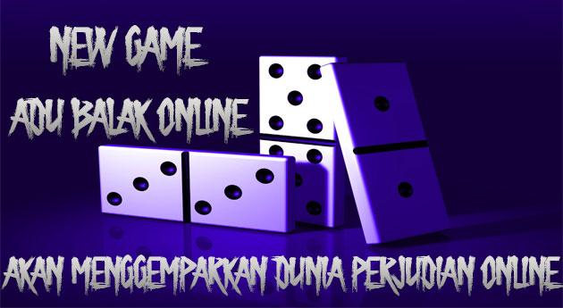 Adu Balak Online Terbaru 2018 Akan Segera Gempar Di Kalangan Pejudi