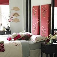 lindo dormitorio oriental