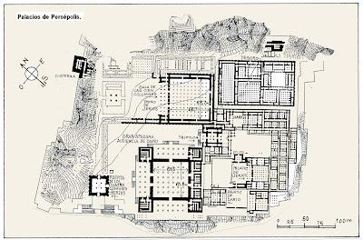 Persépolis Planta