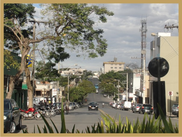Avenida Brasil - Àrea Central de Lagoa