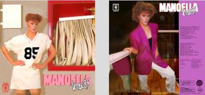 1985-Manoella 85´ L.P.