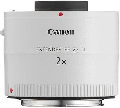 Canon 2x teleconverter