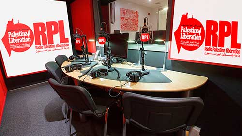 Radio Palestina Libération RPL