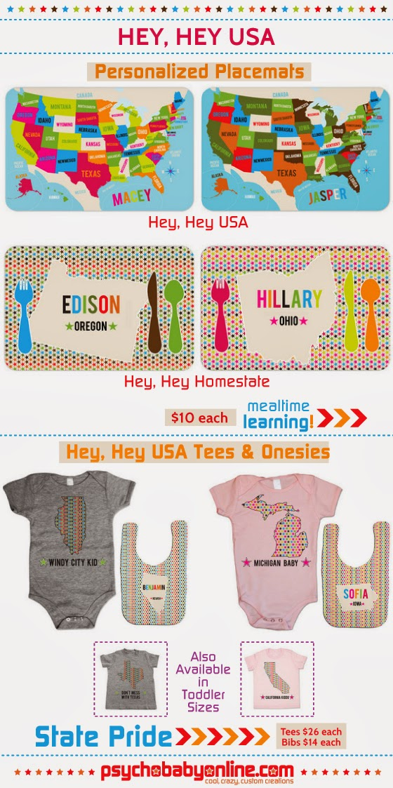 Shop Home State Tees for Babies and Kids