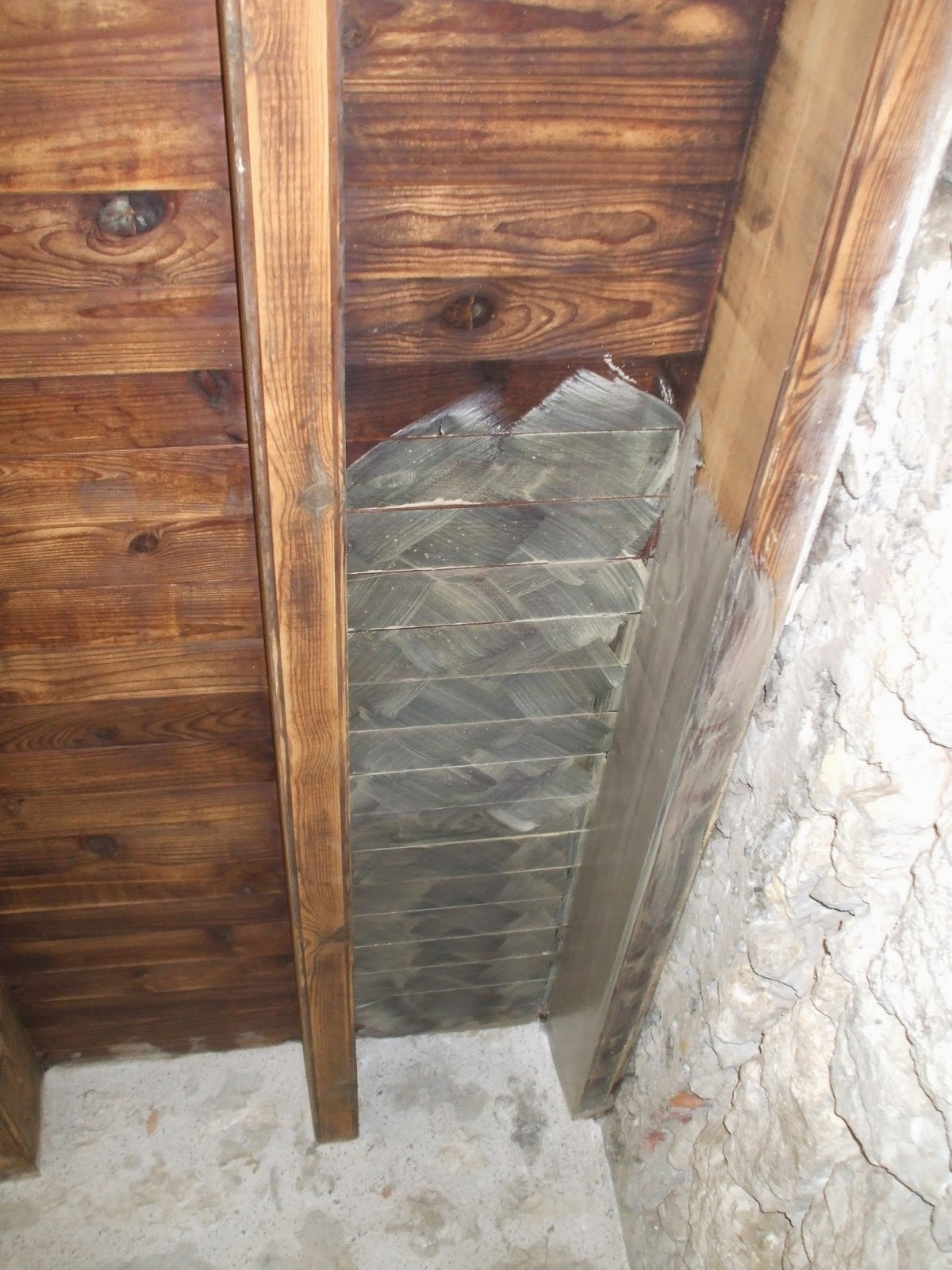les terrasses de bessou chantier maintenant 12 13. Black Bedroom Furniture Sets. Home Design Ideas