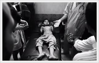 Bocah Suriah, kalimat terakhirnya bikin merinding