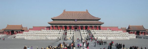 Los Monumentos Antiguos de China