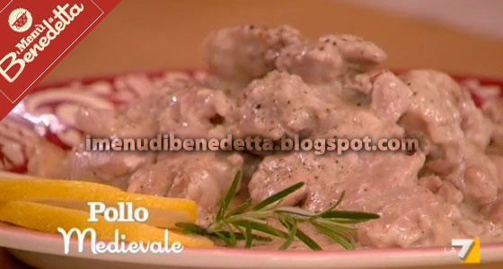 Pollo Medievale di Benedetta Parodi