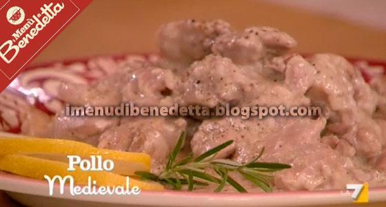 Pollo Medievale di Benedetta Parodi