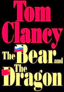 Cover of Tom Clancy - The Bear and the Dragon eBook