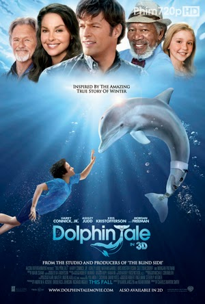 Dolphin Tale 2014 poster