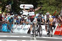 Tom Slagter gana la tercera etapa