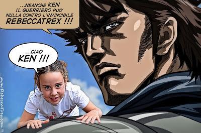 Kenshiro Ken il guerriero 2013 rebeccatrex