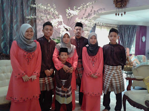 ZAINURIN'S FAMILY