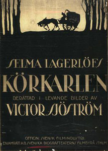 Poster original de La carreta fantasma