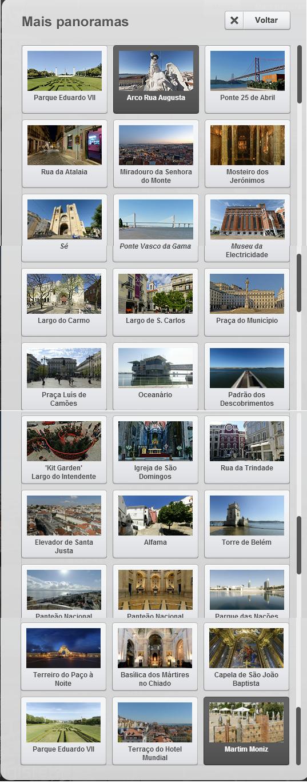 Visit Lisboa - Lisboa 360 - Mais Panoramas