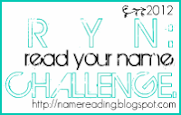 Read Your Own Name Challenge