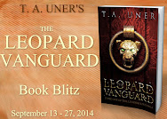 The Leopard Vanguard Blitz & Giveaway