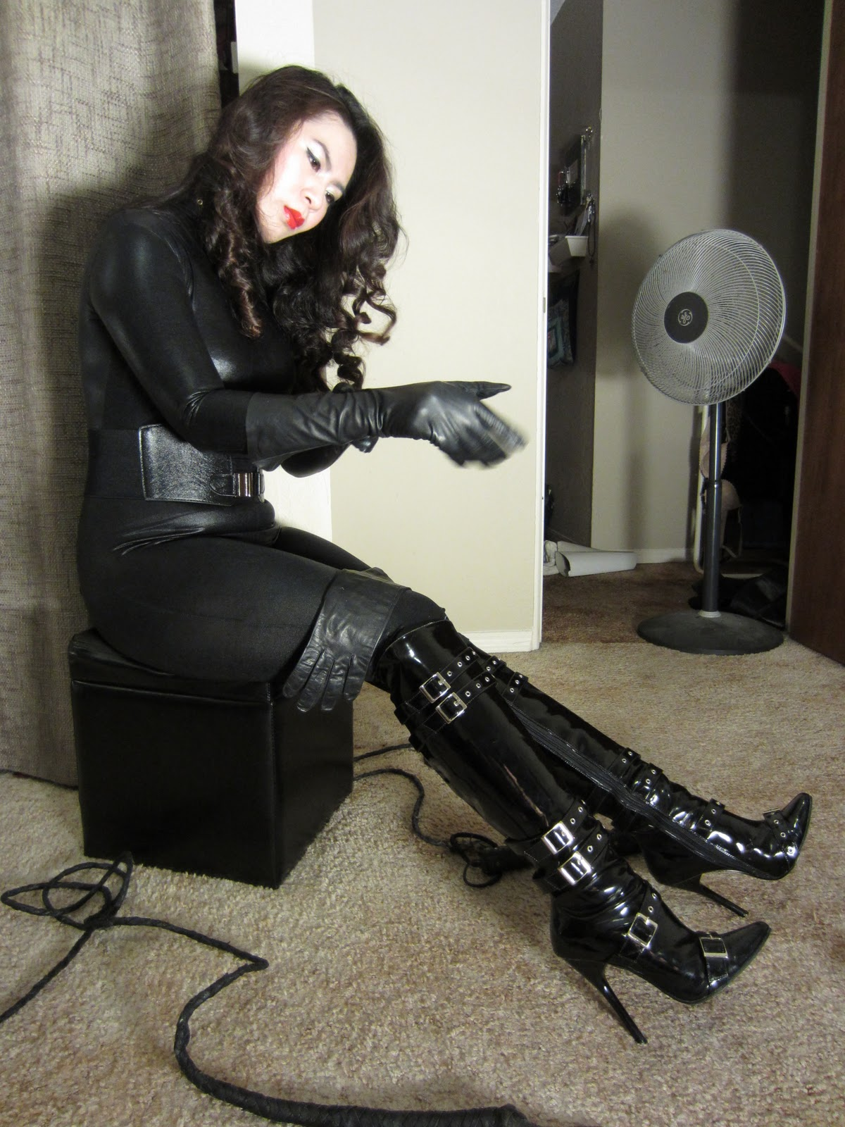 Lady domme