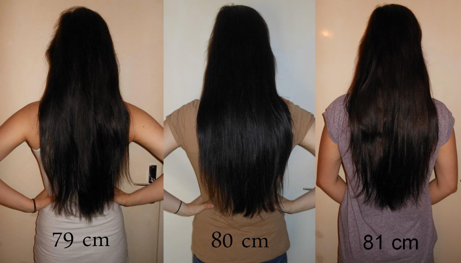 Pousser ses cheveux en 1 semaine