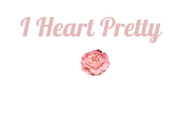 I Heart Pretty