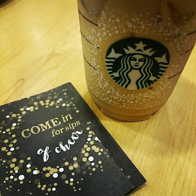 Starbucks Promo For Your Planner Goal