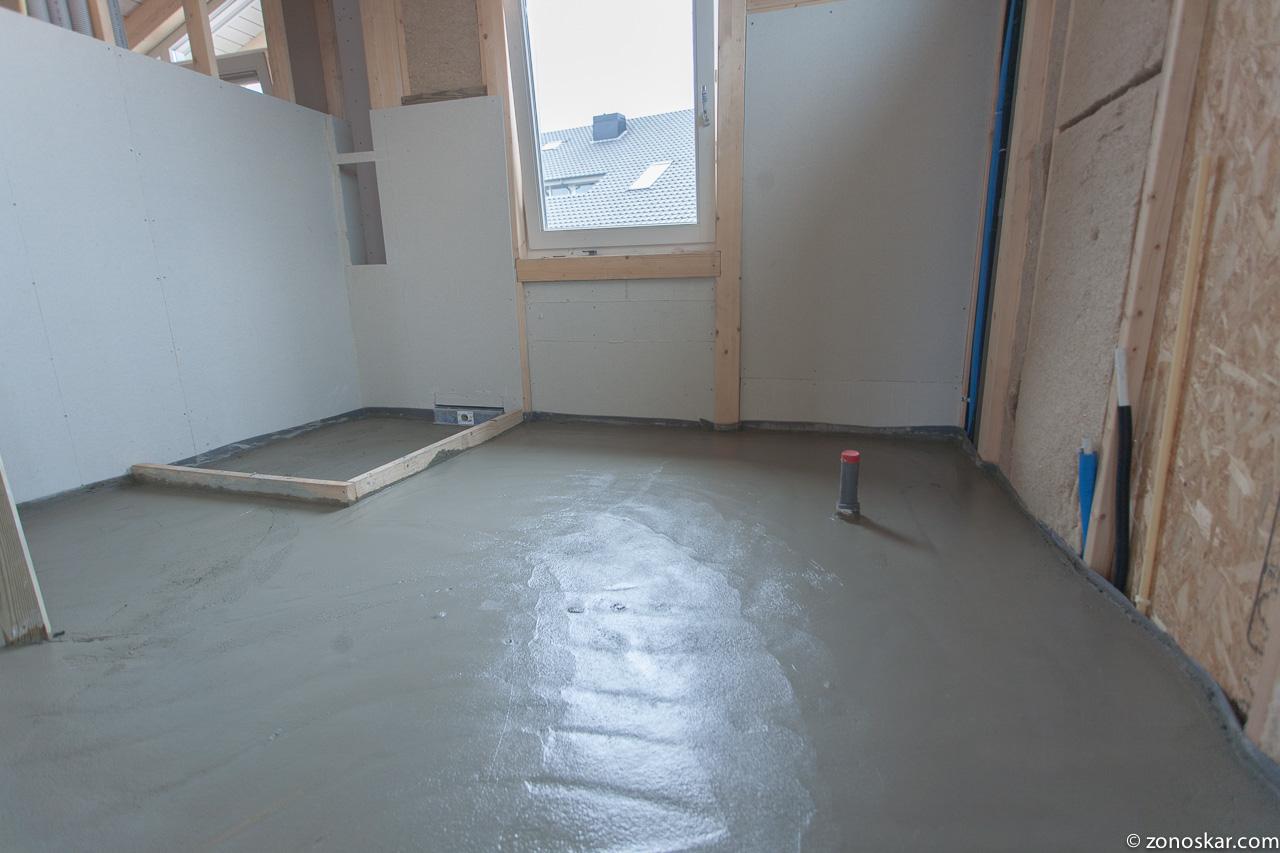 Badkamer Vloer Storten : Ons nieuwe huis badkamer vloer