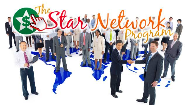 Ya esta llegando The Star Network Program!