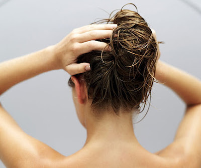Say goodbye to dry hair in a natural way