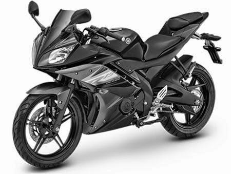 Yamaha R15 Hitam Metalik