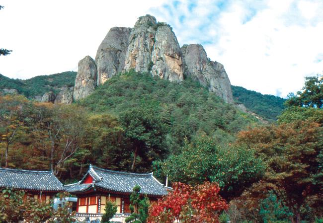 Mount Sorak South Korea
