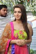 Hansika Motwani Photos at Durga movie launch-thumbnail-13