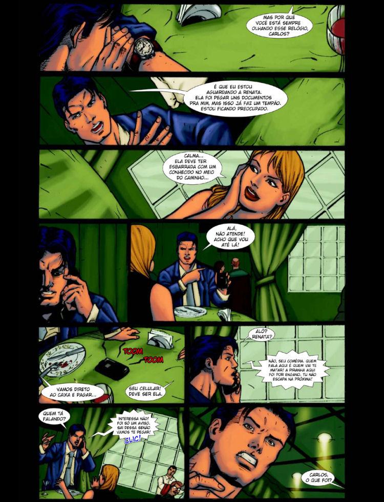 Guardião Noturno - Pagina 13