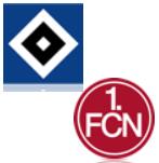 Hamburger SV - FC Nürnberg