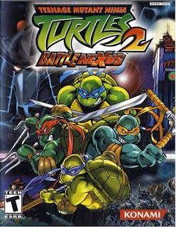 Teenage Mutant Ninja Turtles 2: Battle Nexus Highly Compressed Free Download