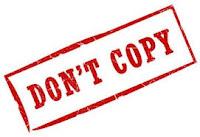 Cara Mencegah Copy Paste Artikel Blog