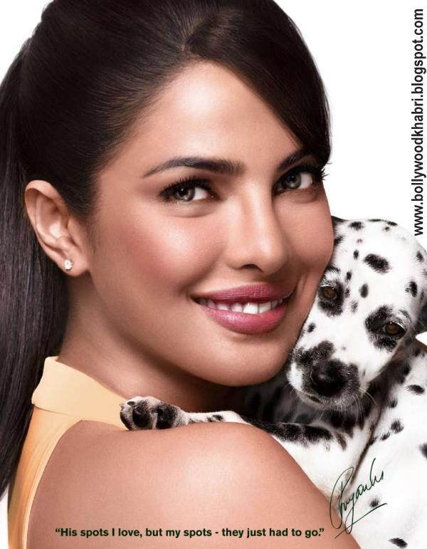 Priyanka Chopra Garnier TVC1 - Priyanka Chopra Garnier TVC Wallpaper