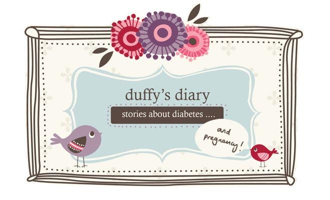 Duffy's Diary...