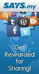 Register and get rewarded--20 sen per click=))