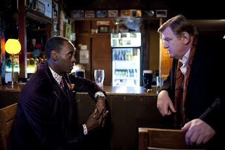 Brendon Gleeson and Don Cheadle in The Guard