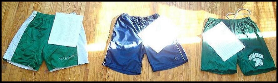 Discount Running Shorts