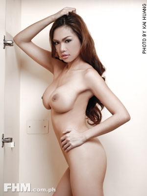 naked women bent over tube
