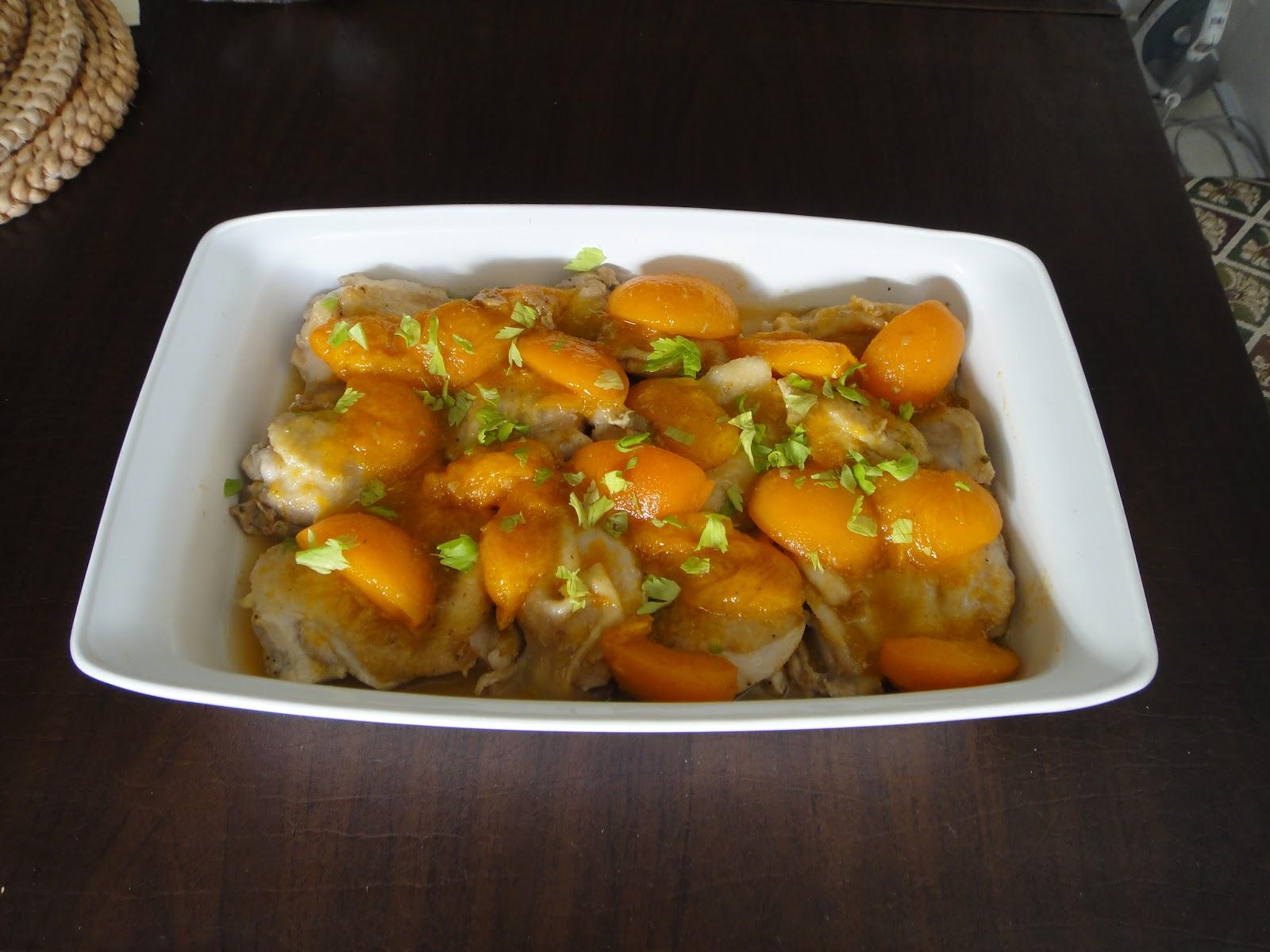 Kitchen Craig: Apricot Chicken
