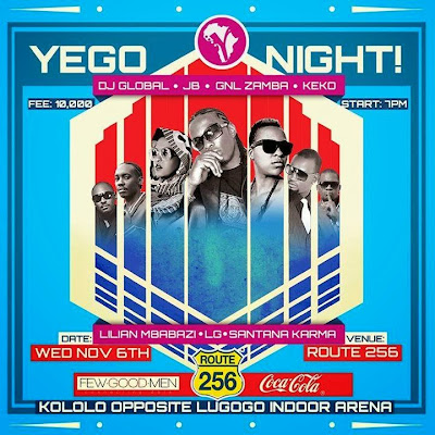 YEGO NIGHT: 3rd EDITION
