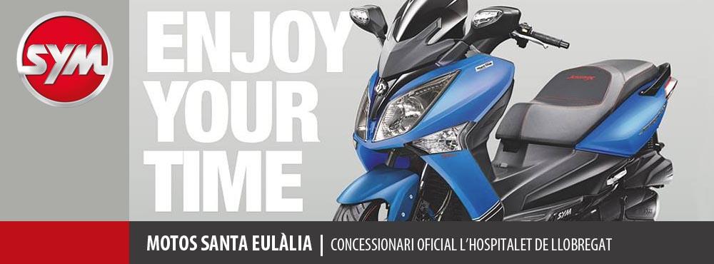SYM Nordisauto Motos Santa Eulàlia