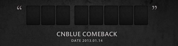 CN Blue Teaser Comeback