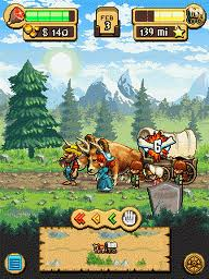 لعبة Oregon Trail Gold Rush