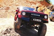 """Sepadu 4x4 Team Nissan Patrol """"Beruang Jiinak"""""""
