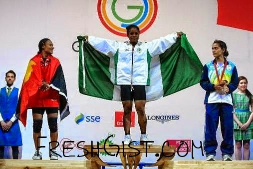 Chika Amalaha, Commonwealth Games, Nigeria