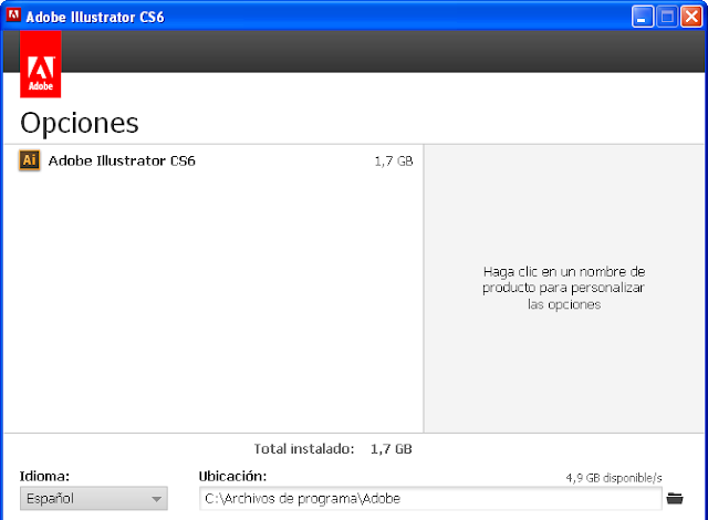 Adobe Illustrator CS6 v16.0.0.682 ML [Español] [DF-FS-RG] - Descargar ...